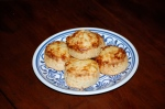 Cheese and Chutney Scones
