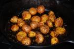 Roast Spicy New Potatoes