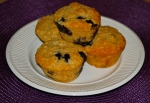Breakfast-Style Blueberry Muffins