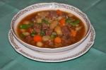 Hearty Lamb and Barley Soup