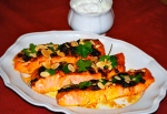 Moroccan Salmon