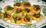 Pesto Puffs