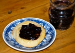 Vanilla Blueberry Jam