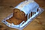 Date and Ginger Malt Loaf