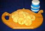Cinnamon Shortbread