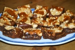 Peanut Butter and Caramel Brownies