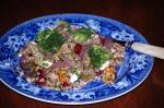 Quinoa, Squash, and Broccoli Salad