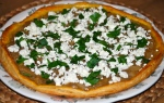 Onion and Feta Tart