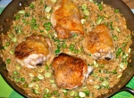 Spring Chicken Paella