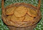 Walnut Oat Biscuits