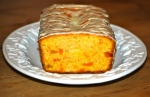 Orange and Apricot Loaf Cake