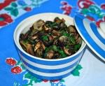 Herby Roasted Mushrooms