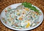 Roast New Potato Salad with Caper and Tarragon Dressing