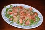 Hot-Smoked Salmon and Grapefruit Salad