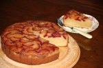 Upside-Down Fruit Cake