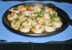 Garlic Prawns with Sherry