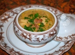 Chunky Sweetcorn, Cod and Potato Soup