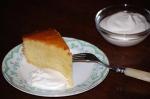 Orange Syrup Semolina Cake