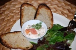 Potted Salmon Rillette