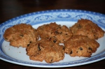 Sugar and Spice Rock Cakes