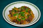 Beef and Mushroom Pasta Pot