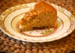 Cinnamon Nutella Cake