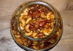 Chili and Ginger Nuts