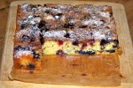 Blueberry Cinnamon Crumb Cake