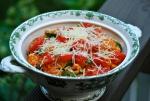 Tomato and Courgette Risotto