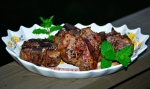 Lamb Chops with Mint and Chili