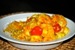 South Indian Coconut and Prawn Curry