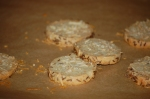 Roquefort, Caraway, and Parmesan Shortbreads
