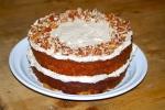 Pecan Ginger Cake