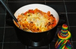Spicy Mexican Pasta Bake