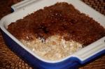 Burnt Butterscotch Rice Pudding