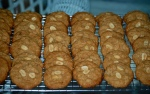Peanut Butter Oat Cookies