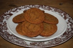 Ginger Biscuits with Treacle